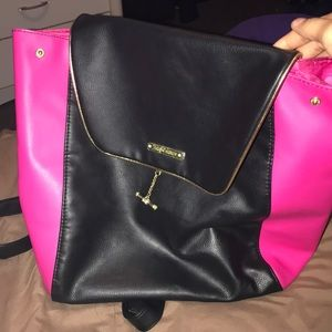 Limited Juicy Couture bookbag