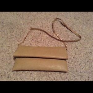 Clutch convertible purse