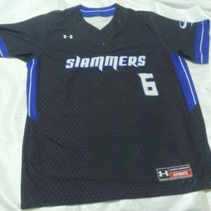 UNDER ARMOUR Youth Slammers Knit Jersey *