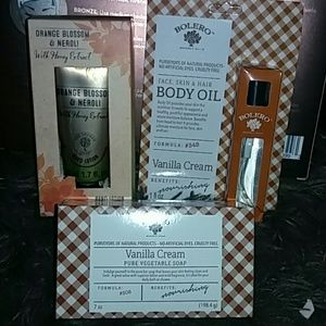 Health & Beauty Bolero Beverly Hills Face Skin Hair Body Oil Moroccan Mint & Raspberry~hydrating Other Bath & Body Supplies