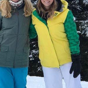 Women's Ride Snowboard Jacket