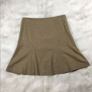 Ralph Lauren wool skirt size 8