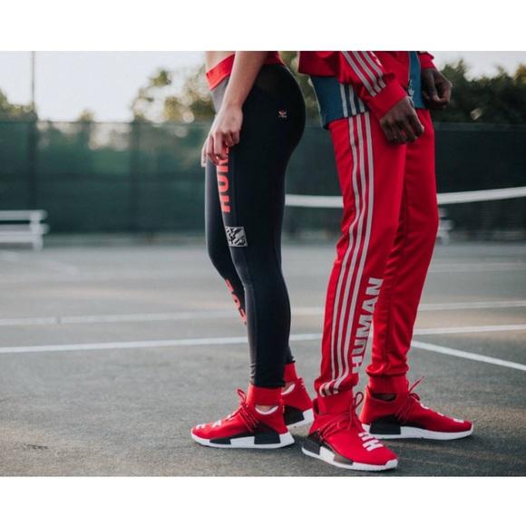 the latest 85229 43d81 NWT Adidas x Pharrell Williams  Hu Race  leggings
