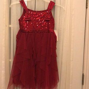Beautiful holiday dress