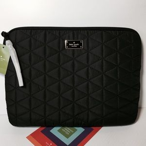 huge selection of be1b6 563bb Kate Spade Quilted Laptop Bag NWT