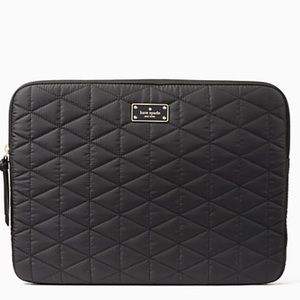 NWT Kate Spade Quilted Laptop Bag Christmas Gift!