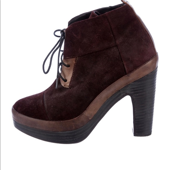 50699c2d15d New Rag & Bone Brown Suede Ankle Boots