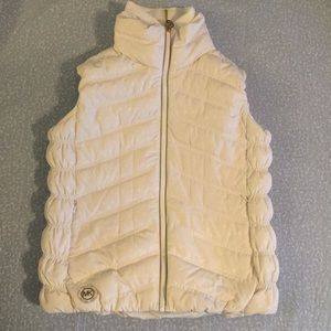 💛MICHAEL MK💛 Quilted Puffer Vest
