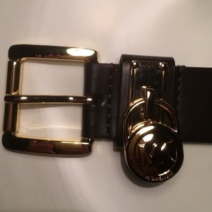 Michael Kors Brown Belt