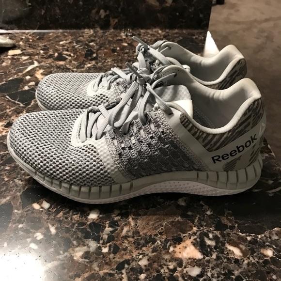 Reebok Women s ZPrint Run Running Shoes 91e716452