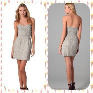 Rebecca Minkoff Lara Bustier Boucle Dress