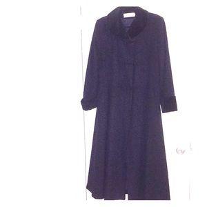 Christin Dior long coat