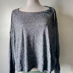 Athleta size S and XXS oversized crop sweater