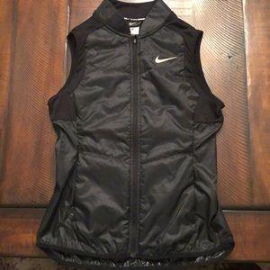 Nike Black Lightweight Vest