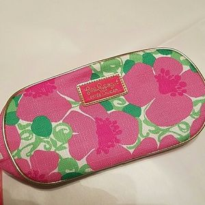 New Lilly Pulitzer Makeup Bag