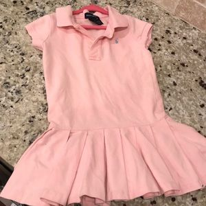 Polo Ralph Lauren dress 4t/4