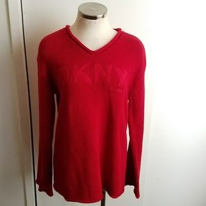 DKNY Knit Oversize Sweater