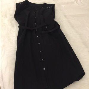 Alexander McQueen studded tunic dress