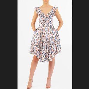 New Eshakti Floral Fit & Flare Dress 18W