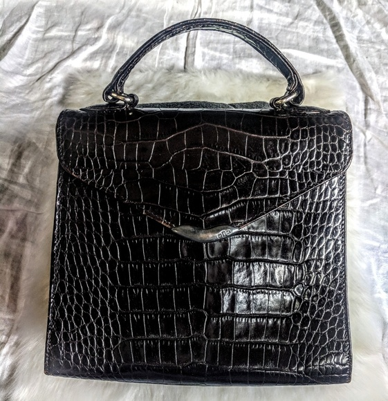 Ralph Lauren Crocodile   Sterling Silver Bag. M 5a2a0d254225be03a00123eb 8cc42d85011b0