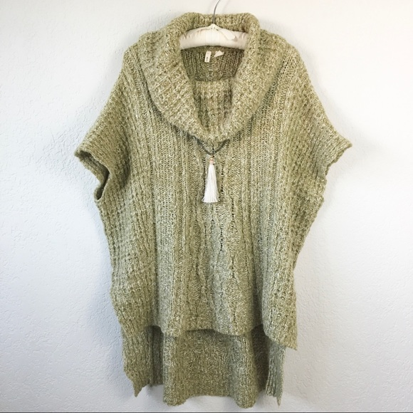29% off Anthropologie Sweaters - Anthropologie Moth Oversized Cowl ...