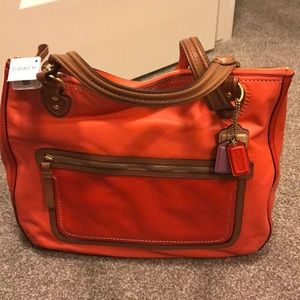 New with tags coach bag