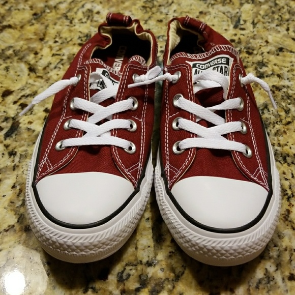 b4c8690fd713 Converse Shoes - NWOT WOMENS CONVERSE SHORLINE