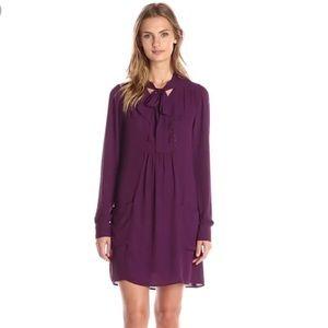 Dresses & Skirts - BCBGMax Azria Women's Damario Neck Tie Dress