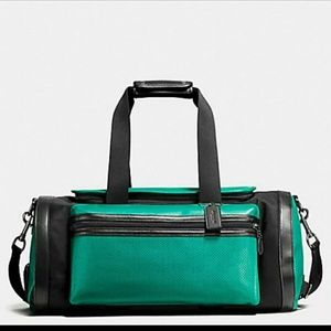 Priced to SELL!! COACH UNISEX GYM/TRAVEL BAG! NEW