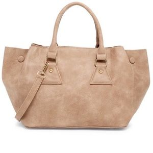 """🔴NEW LISTING🔴""""Rhiannon"""" Tote Pink Haley in Gray"""
