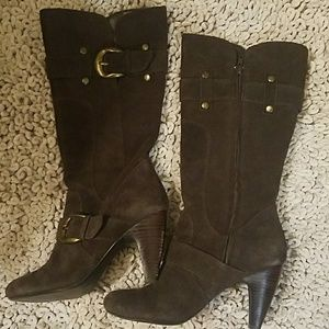 Kelly and Katie Suede Boots