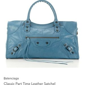 Balenciaga Classic Part-Time Satchel