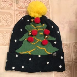 H&M Ugly Christmas Beanie