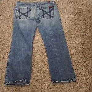 7 for all mankind size 28