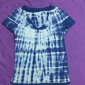 Merona Tie Dyed Tshirt Size Medium