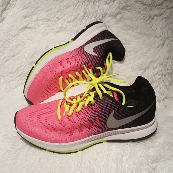 Nike Zoom Pegasus 33 Big Kids Style : 834317, Girl