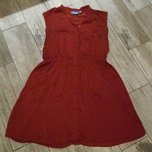 Simply Vera red dress
