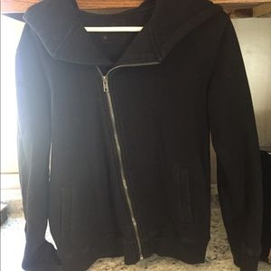 Asymmetrical Zip-Up
