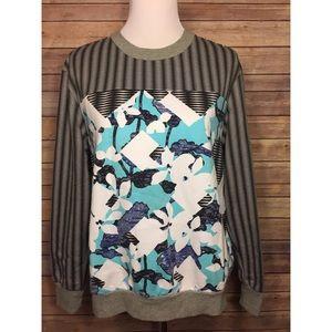 Peter Pilotto For Target Women's Floral Sweatshirt