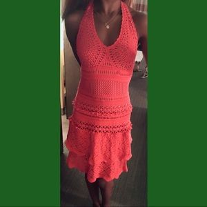 **2 for 20** Halter style knit dress