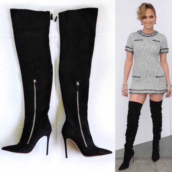 a32f1340e021 Gianvito Rossi Shoes | Boots As Seen On Jlo Rihanna | Poshmark
