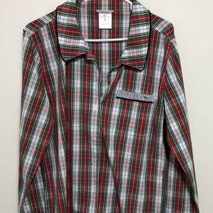 Vineyard Vine Pajamas Shirt