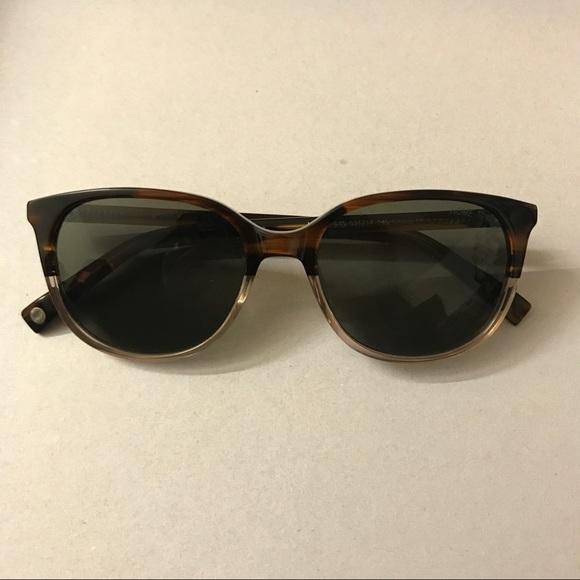 087e166fc0 Warby Parker Laurel sunglasses Tea rose