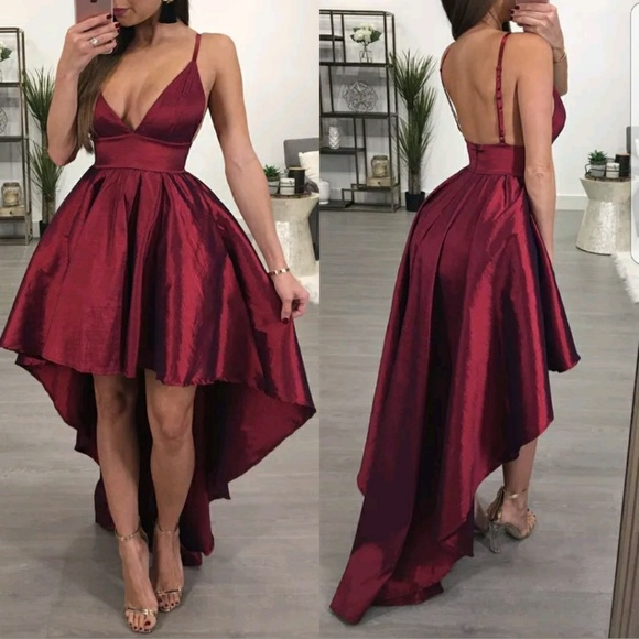 dc19cd51d9ea Dresses   Fancy Formal Burgundy Gown   Poshmark