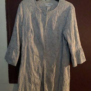 Sag Harbor women's dressy over jacket