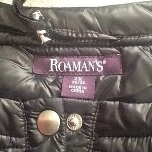 ROAMAN'S Jackets & Coats - PACKABLE Puffer Coat/with bag.   NWOT