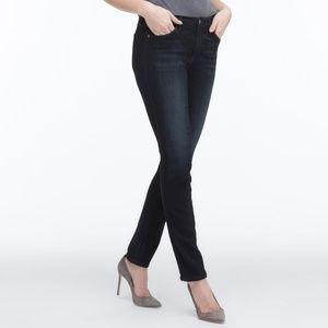 AG Jeans Mid Rise Skinny Jeans Prima Cigarette