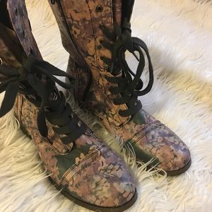 Target combat boots | size 10