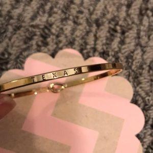 Jewelry - Texas bracelet