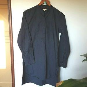 Gap popover button dress